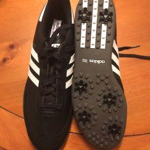 Adidas Samba Golf Shoes Brand New Men's Size 12